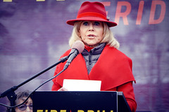 2019.12.27 Fire Drill Fridays with Jane Fonda and Lily Tomlin, Washington, DC USA 361 172039