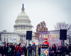 2019.12.27 Fire Drill Fridays with Jane Fonda and Lily Tomlin, Washington, DC USA 361 172048