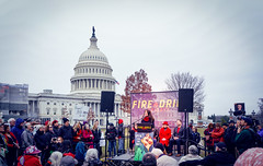 2019.12.27 Fire Drill Fridays with Jane Fonda and Lily Tomlin, Washington, DC USA 361 172054