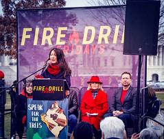 2019.12.27 Fire Drill Fridays with Jane Fonda and Lily Tomlin, Washington, DC USA 361 172056