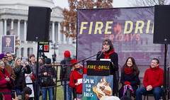 2019.12.27 Fire Drill Fridays with Jane Fonda and Lily Tomlin, Washington, DC USA 361 172083
