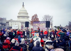 2019.12.27 Fire Drill Fridays with Jane Fonda and Lily Tomlin, Washington, DC USA 361 172091