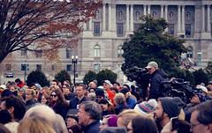 2019.12.27 Fire Drill Fridays with Jane Fonda and Lily Tomlin, Washington, DC USA 361 172103