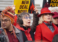 2019.12.27 Fire Drill Fridays with Jane Fonda and Lily Tomlin, Washington, DC USA 361 172135
