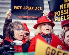 2019.12.27 Fire Drill Fridays with Jane Fonda and Lily Tomlin, Washington, DC USA 361 172139