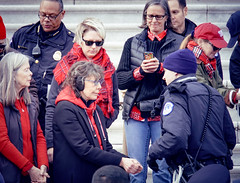 2019.12.27 Fire Drill Fridays with Jane Fonda and Lily Tomlin, Washington, DC USA 361 172164