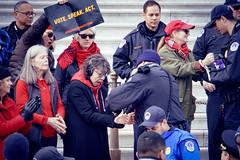 2019.12.27 Fire Drill Fridays with Jane Fonda and Lily Tomlin, Washington, DC USA 361 172170