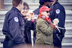 2019.12.27 Fire Drill Fridays with Jane Fonda and Lily Tomlin, Washington, DC USA 361 172176
