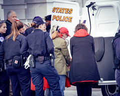 2019.12.27 Fire Drill Fridays with Jane Fonda and Lily Tomlin, Washington, DC USA 361 172180