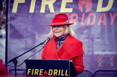 2019.12.27 Fire Drill Fridays with Jane Fonda and Lily Tomlin, Washington, DC USA 361 172030