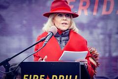 2019.12.27 Fire Drill Fridays with Jane Fonda and Lily Tomlin, Washington, DC USA 361 172041