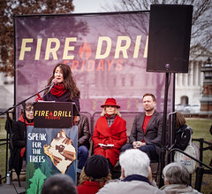 2019.12.27 Fire Drill Fridays with Jane Fonda and Lily Tomlin, Washington, DC USA 361 172057