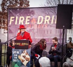 2019.12.27 Fire Drill Fridays with Jane Fonda and Lily Tomlin, Washington, DC USA 361 172058