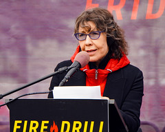 2019.12.27 Fire Drill Fridays with Jane Fonda and Lily Tomlin, Washington, DC USA 361 172089