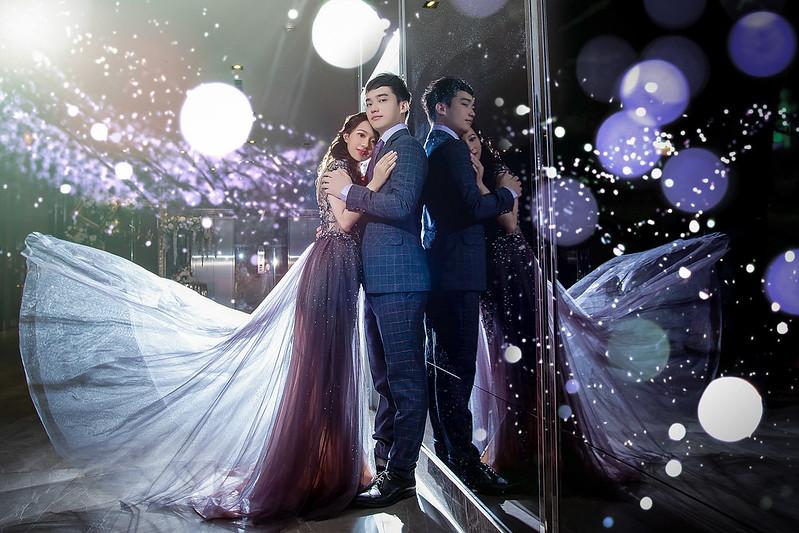 婚禮攝影 [振維❤佳雯] 結婚之囍@台北新莊頤品大飯店