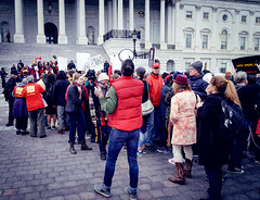 2019.12.27 Fire Drill Fridays with Jane Fonda and Lily Tomlin, Washington, DC USA 361 172152