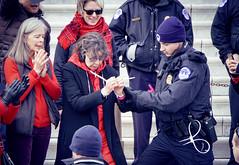 2019.12.27 Fire Drill Fridays with Jane Fonda and Lily Tomlin, Washington, DC USA 361 172173
