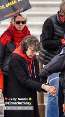 2019.12.27 Fire Drill Fridays with Jane Fonda and Lily Tomlin, Washington, DC USA 361 172183