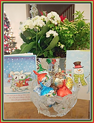 After The Celebrations (bigbrowneyez) Tags: christmas chocolates christmascards rabbits snowmen balls ornaments tree flowers stairs fancy festive celebration natale dolci dolce edible decorations momsplace casadimamma bella bellissima striking beautiful lovely pretty fantastic stilllife