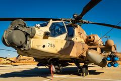 Sphyrnidae (Cataphract) Tags: 113squadron 179 758 ah64d aircraft apache boeing flightacademy hatzerim helicopter israeliairforce longbow saraf pilot ranks mahaneyafa ganhadarom israel