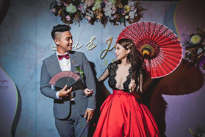 婚禮攝影 [來鑫❤欣蓉] 結婚之囍@台南流水席晚宴