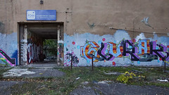 Was mit Medien (Panasonikon) Tags: panasonikon sonya6000 canon1018 graffiti lostplaces sonyalpha ilce6000