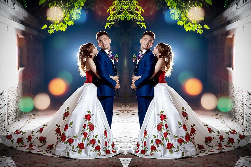 婚禮攝影 [衍志❤渼春] 訂結之囍@彰化鹿港金悅婚宴會館