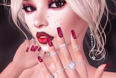 ❤ Cheers (Aziza Style) Tags: {zoz} cosmopolitanevent lelutka glamaffair arte cazimi izzies vibing tiffanydesigns dva foxcity secondlife