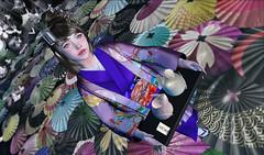 New Year is year of the mouse (kyoka jun) Tags: kimono japonica silveryk rozoregalia mg kmh tomoto tomotohaorif2019 silveryklilyqueenshoes mizuhohairpin mutsukahairpin tamayurahairpin mgnezumi mgbackdrop hair f127 japonica2019 japonicawinter2019 sl secondlife
