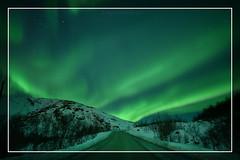 通往極光之路 / The way to Aurora, Tromsø (李英嘉_JerryLi1212) Tags: aurora northernlight tromso norway sky tromsø arctic auroraborealis d750 nikon