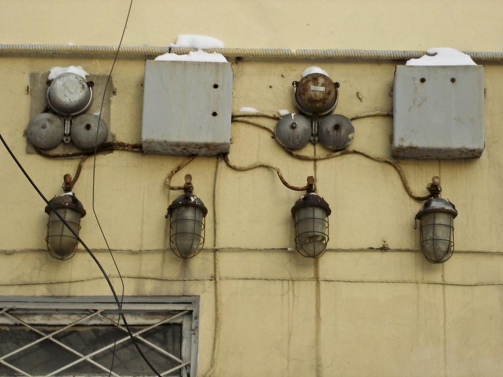 фото: Старая сигнализация
