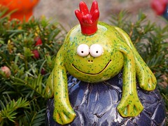 Froschkönig (Christa_P) Tags: smileonsaturday catchasmile frog frosch