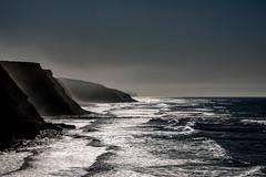 Coastline Rocky (josevaladas) Tags: sea landscape nature beauty scene cliffs rocky coastline rocks ocean portugal travel places photography