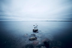 Baltic Sea 100 sec (kuestenkind) Tags: ostsee balticsea förde schleswigholstein norddeutschland northgermany canon langzeitbelichtung longexposure 110sec 6d ngc