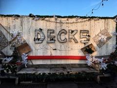 Lost Place - der hässlichste Weihnachtsmarkt in Berlin (Sockenhummel) Tags: deck5 weihnachtsmarkt berlin mall einkaufcenter schönhauserallee dach rooftop lost