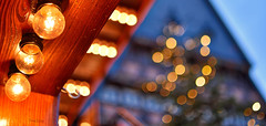 Leuchtmittel... (r.wacknitz) Tags: hildesheim weihnachtsmarkt niedersachsen lowersaxony aurorahdr bokeh nikond5600 nikkor35mm18