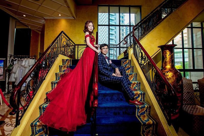 婚禮攝影 [俊谷❤語涵] 結婚之囍@台中寶麗金市政店