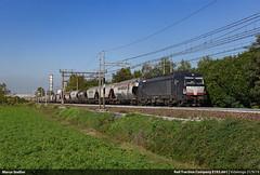 RTC E193.661 (Marco Stellini) Tags: lokomotion br193 e193 vectron siemens x4 mrce zebra rail traction company rtc lomo