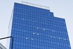blue moon (margycrane) Tags: blue buliding architecture warsaw warszawa sonyilce7m3 85mmf14za