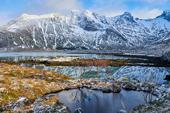 Flakstadøya Lofoten (Petra Schneider photography) Tags: lofoten lofotenislands lofotenlandscape flakstadøya winterday winterlandschaft wintermood winter hiver norway norge norwegen norvège