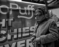 Market Street, 2018 (Alan Barr) Tags: philadelphia 2018 marketstreet marketstreeteast marketeast eastmarketstreet street sp streetphotography streetphoto blackandwhite bw blackwhite candid city people panasonic gx9