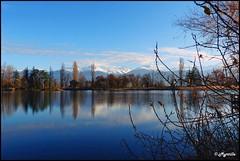 Lac et montagnes (myrtillepm) Tags: lac lake savoie paysage landscape