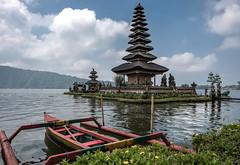 Ulun danu temple (alain01789) Tags: temple pura bali architecture bratan lake hinduism