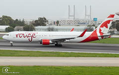 Air Canada Rouge (Guilherme_Martinez) Tags: aircraft adorable airbus family sunset summer sky sun love holidays lisboa lisbon like hobby lovers follow followme hobbie airbuslovers show beautiful private best passion boeing takeoff planespotting boeinglovers