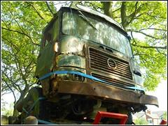 Scrap or Restoration ..?? (** Janets Photos **) Tags: uk eastyorkshire hull truckingevents seddontrucks uc