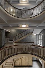 Overview (michael_hamburg69) Tags: stairs germany deutschland office stair hamburg stairway treppe esplanade artdeco büro jugendstil kontorhaus esplanadebau esplanade6 photowalkmitkatringlaesmann unterwegsmitkatrin