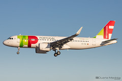 TAP Air Portugal / Airbus A320-200N / CS-TVE (duartemanhita spotter) Tags: tap tapairportugal tapportugal transportesaereosportugueses turbine airport airplane airlines airbus airbuslovers avião airbusneo aviation a320 airbus320 afternoon a320200 a320neo airbus320neo airbusa320 neo spotter sunset cockpit commercialflight canon canonaviation cargoflight canondslr canoneos canonphotos canonuser canon6dmarkii cábine fly follow followme flytap hellolisbon hybrid photographer planespotter plane photooftheday lisbonairport lisbon lppt like land views morning