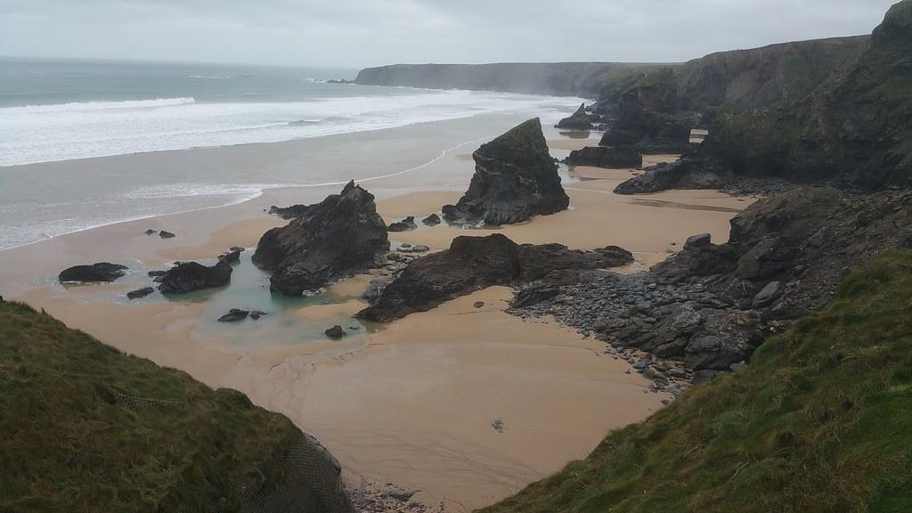 Classic Cornwall Coastline