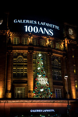 Galeries Lafayette (Roberto Bendini) Tags: christmas light france europe market strasbourg noël natale marché lumieres strasburgo canon town alsace luci ville città 2019 night galeries lafayette nuit notte