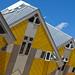 Casas cubo de Rotterdam, Holanda.